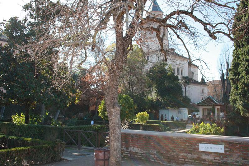 Jardines de la alhambra for Jardines de gomerez granada